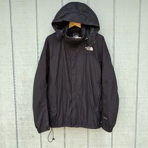 North Face hyvent jacket men's large black